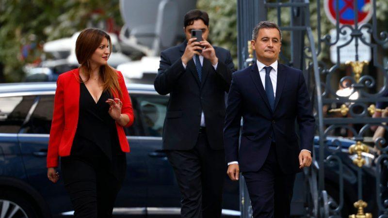Ermittlungen gegen Frankreichs neuen Innenminister wegen Sexualdelikten