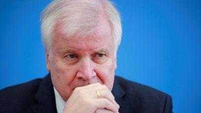 Seehofer ruft Expertenkreis zum politischen Islamismus ins Leben