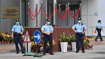 Digitale Front? – Immer mehr Internet-Riesen blocken Datenabfragen von Hongkong-Regierung