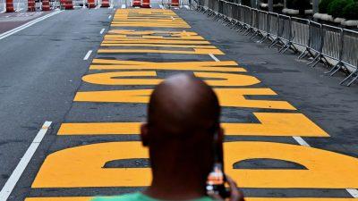 """US-Kolumnistin über """"Black Lives Matter"""": Für die gesetzlosen Linken ist kein Leben wichtig"""