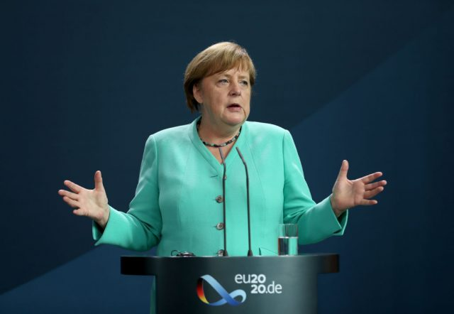 Merkel Widerstand