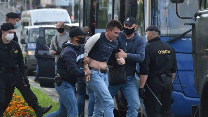 """Exil-Oppositioneller nach erzwungener """"Notlandung"""" in Minsk festgenommen – Bundesregierung fordert Erklärung"""