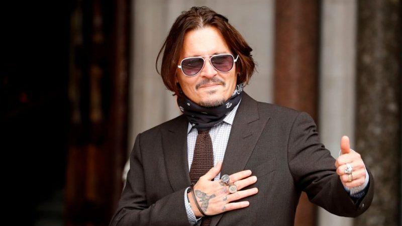 Johnny Depp verliert gegen englisches Boulevardblatt
