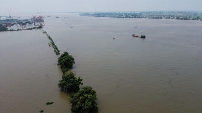 Fluten in China bringen Drei-Schluchten-Damm in Zwickmühle: Wuhan oder Chongqing sichern?