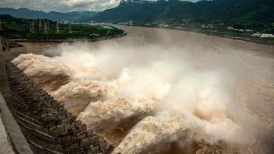 Experten bescheinigen Drei-Schluchten-Damm gravierende Baufehler – KPC: Er hält Atombombe stand