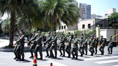 """China-Experte Chang: """"KP-Regime könnte Anschläge auf US-Armee planen und Proteste unterstützen"""""""