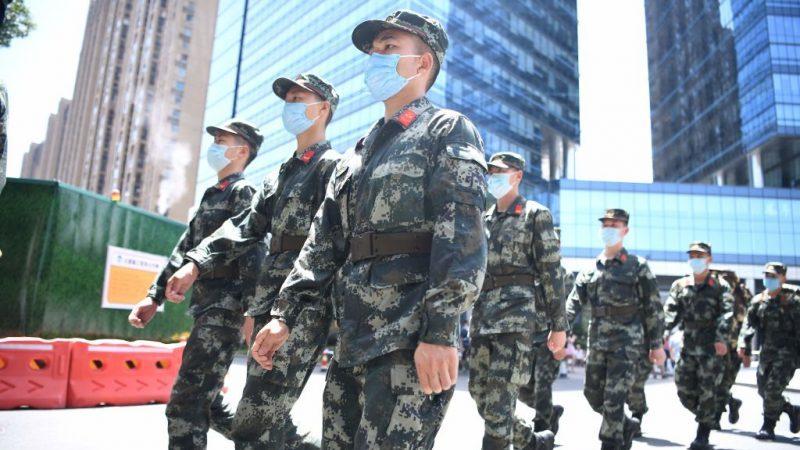 Weitere Millionenstadt in China wegen Corona-Fall abgeriegelt