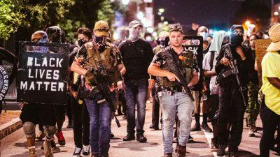 USA: Brutaler Angriff auf LKW-Fahrer – BLM und Antifa verwandeln Portland in Hölle der Gewalt