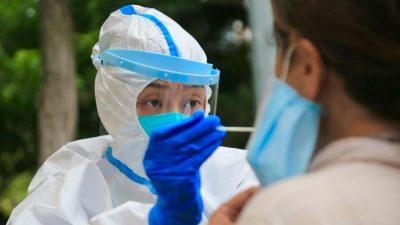 Dalian-Ausbruch greift auf Peking über – Einheimische beschweren sich über Chaos bei den Tests