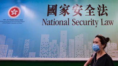 Wegen Chinas Sicherheitsgesetz: Neuseeland setzt Auslieferungsvertrag mit Hongkong aus