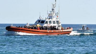 Malta: 94 Bootsmigranten aus Seenot gerettet – 65 positiv auf Corona getestet