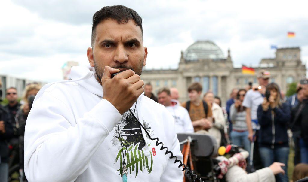 Ermittlung wegen Volksverhetzung: Berliner Innensenat verbietet für Samstag geplante Demo von Attila Hildmann