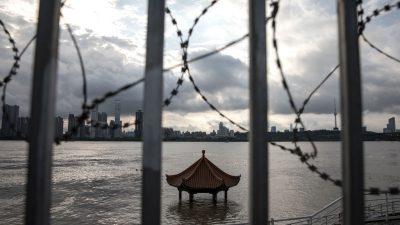 Jangtse-Region: Sintflutartiger Regen in Süd- und Zentralchina