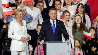Polnischer Botschafter deutet europafreundlichen Kurs von Präsident Duda an