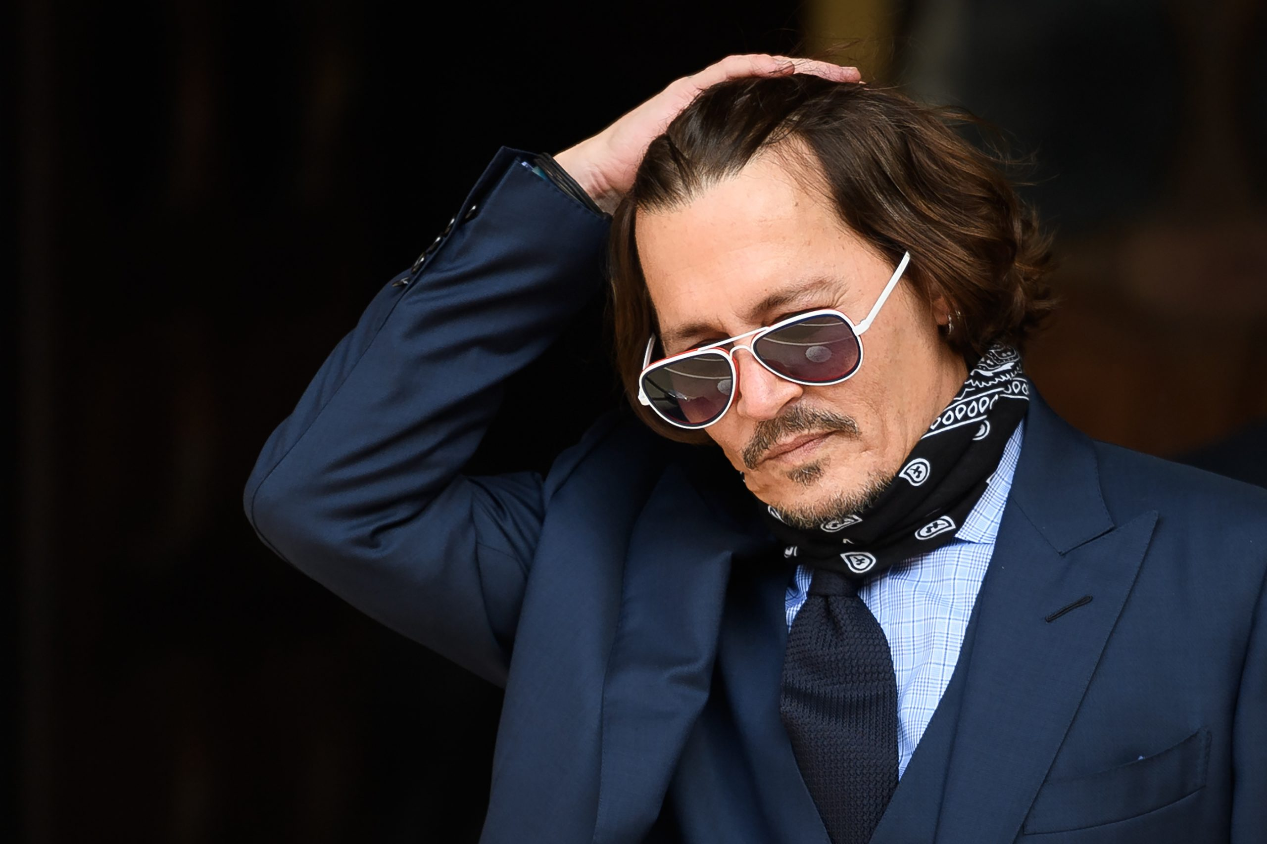 Zeuge: Amber Heard täuschte Verletzung durch Ex-Ehemann Johnny Depp vor