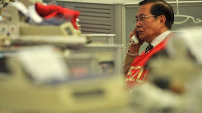 Hongkongs zwei Gesichter: Der Finanzsektor und die pro-demokratischen Akteure der Stadt