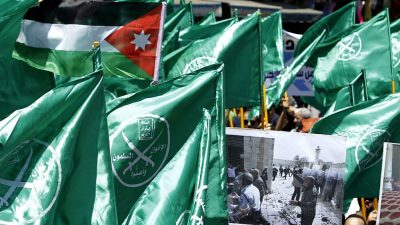 Gericht in Amman löst jordanische Muslimbruderschaft auf