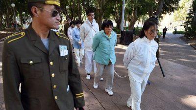 Weitere Sanktionen gegen KPC-Funktionäre erwartet – Falun Gong legt Täter-Liste in fünf Ländern vor