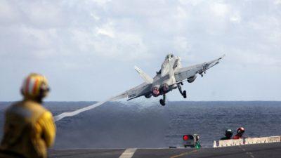 """Manöver im Pazifik: USA bilden """"Bogen der Demokratien"""" gegen Chinas KP-Regime"""