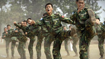 Die chinesische Armee – so gebrechlich wie morsches Holz?