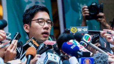 Treffen in London: Hongkonger Demokratie-Aktivist und US-Außenminister Pompeo