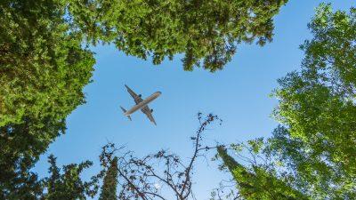 Grünes Flugzeugbenzin aus Reststoffen der Papierindustrie kann Luftfahrt sauberer machen