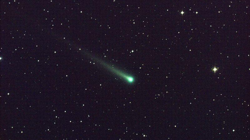 Komet Ison, Foto: NASA