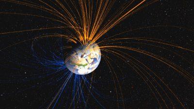 Magnetfeld der Erde ändert sich schneller als gedacht