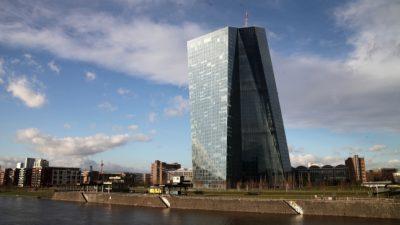 EZB hält an ultralockerem Kurs fest – Zinssätze bleiben unverändert