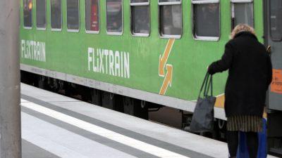Flixtrain prüft EuGh-Klage gegen die Regierungs-Milliarden für Deutsche Bahn
