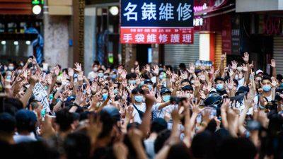 Die Hongkonger Epoch Times verurteilt die Verhaftung ihrer Mitarbeiter