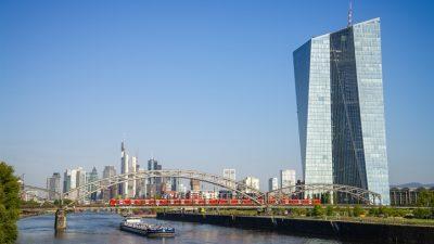 Europäische Zentralbank erhält spionagesichere Fenster