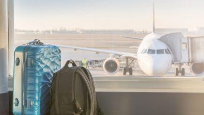 Bayern und NRW wollen Corona-Testzentren an Flughäfen errichten