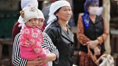 """IGFM zur 'Kein-Kind-Politik': """"China versucht die nächste Generation der Uiguren systematisch auszulöschen"""""""