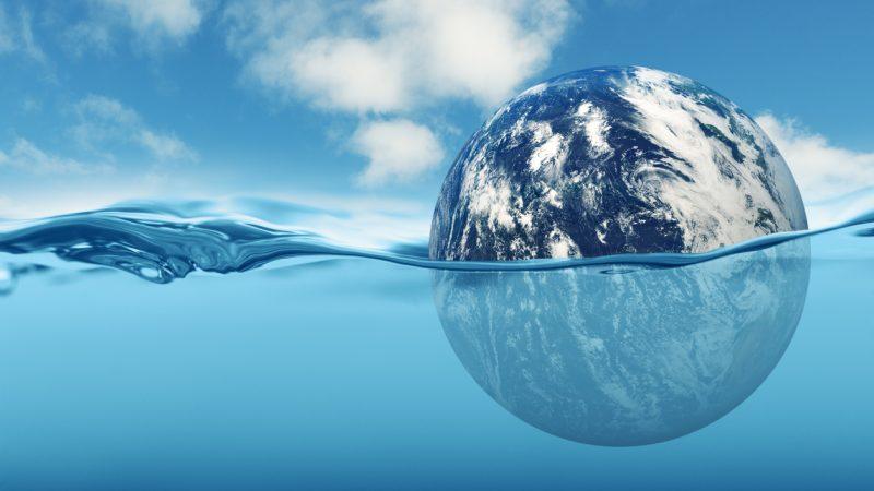 Woher kommt das Wasser auf der Erde?