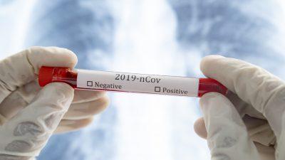 """""""Milchglasmuster"""" auf dem CT-Bild: Wuhan-Virus-Spätfolgen alarmieren Ärzte"""