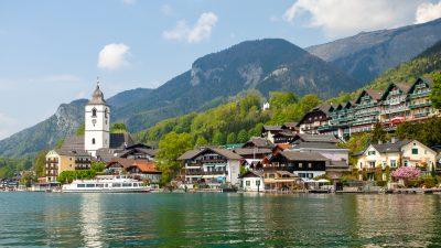 Corona Österreich: Zahl der Corona-Fälle am Wolfgangsee steigt auf 62