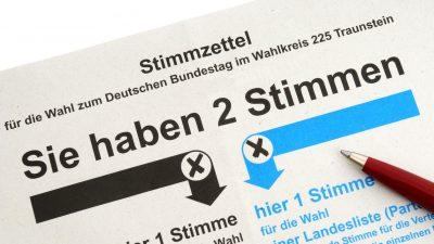 """CSU-Generalsekretär erwartet nach Bundestagswahl """"Erneuerung"""" der Union"""