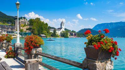 Dutzende Corona-Fälle am Touristenziel Wolfgangsee in Österreich