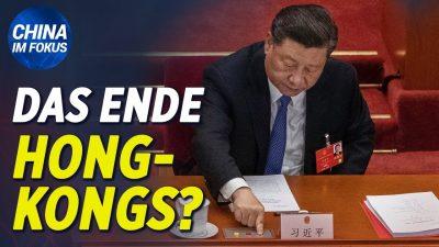 NTD: Hongkongs Sicherheitsgesetz – Internationale Auswirkungen | Wetterphänomen: Plötzlich starker Schneefall in Xinjiang