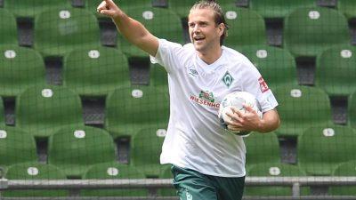 Werder mit Bargfrede und Füllkrug gegen Heidenheim