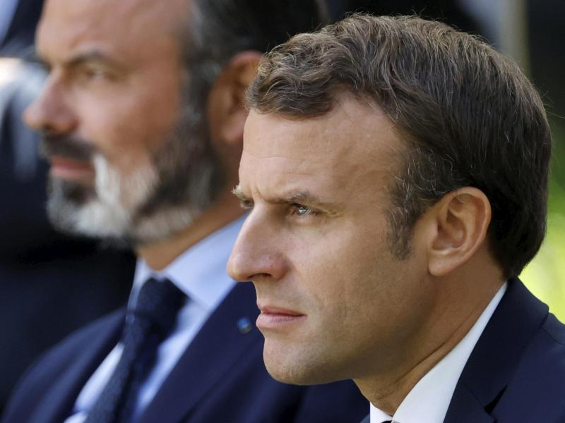 """""""Filmverbot"""" bei Polizeieinsätzen soll in Frankreich Gesetz werden"""