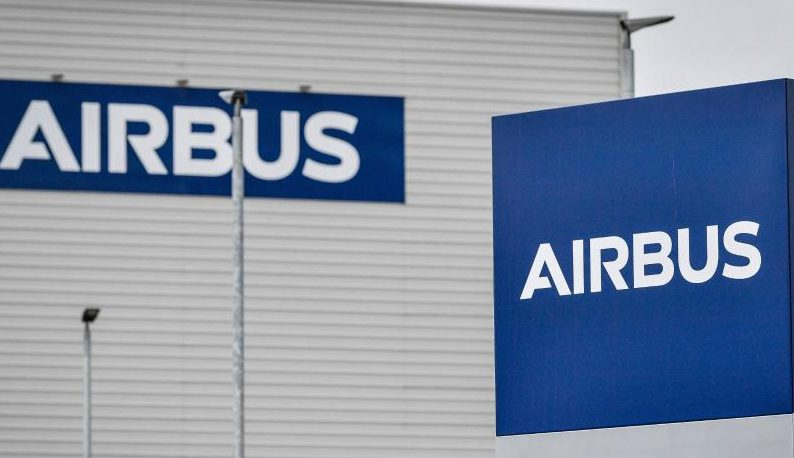 Airbus macht 2020 rund 1,1 Milliarden Euro Verlust