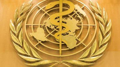 WHO setzt Prüfausschuss zum Umgang mit Corona-Pandemie ein