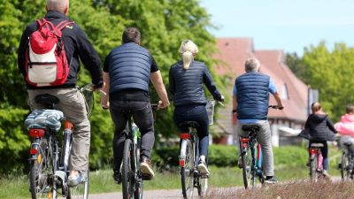 Deutsche fahren mehr Rad – Corona-Beschränkungen wirken sich negativ auf die Psyche aus