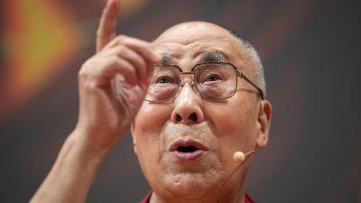 Symbol des Friedens, Nobelpreisträger, Frühaufsteher: Der Dalai Lama wird 85