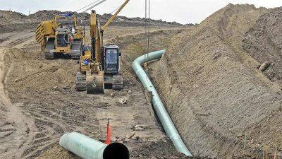 Eon testet: Kann eine Erdgasleitung zum Transport von reinem Wasserstoff umgerüstet werden?