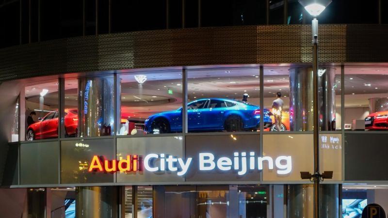 Audi stellt um auf elektrische Modelle – In China bleiben Verbrenner im Programm