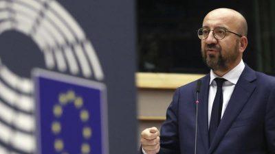 EU fordert von China unabhänige Untersuchung von Lage der Uiguren