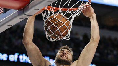 Kleber über NBA-Turnier: Psychische «das Schwierigste»